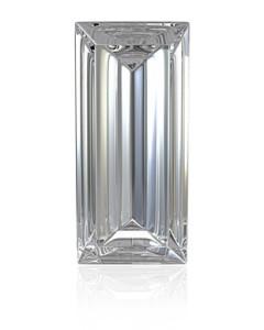 Baguette Cut Diamond Simulant Stone