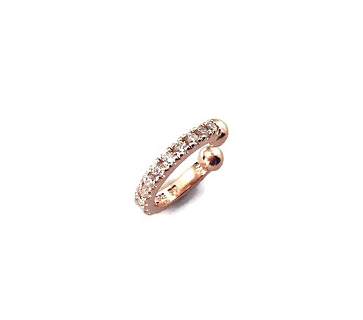 Cuff-Helix-Cartilage-Diamond-Gold-Plated-Nonpierced_earring