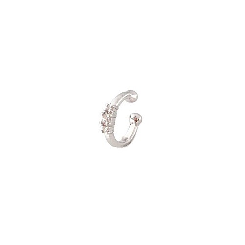 diamond helix cuff